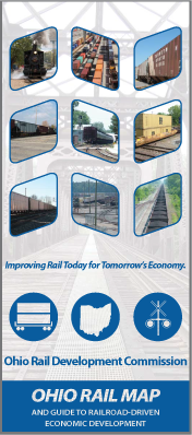 Ohio Rail Map Cover Thumbnail